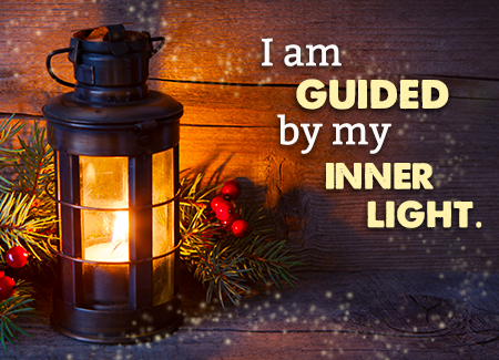 i am guided by my inner light