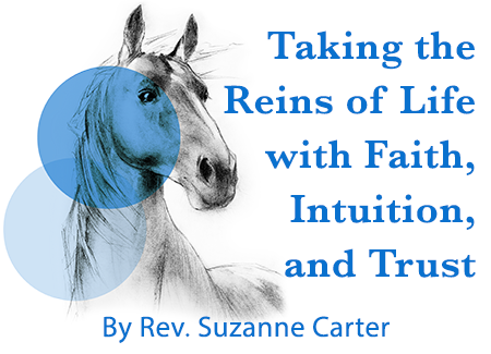The comforting love of God is always with me, Rev. Suzanne Carter