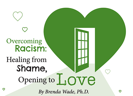 inner work to overcome racism, shame healing and racism, self-care self-love and racism, Brenda Wade, Daily Word