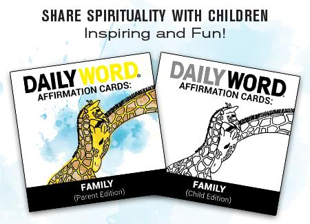 Daily Word Family Card Deck