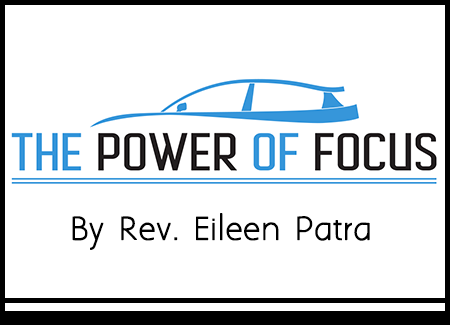 Focusing on supply versus lack. Source and unlimited Supply, Retirement, Rev. Eileen Patra, author The Mystical Ark, power of focus, Unity minister