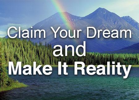 Claim Your Dream