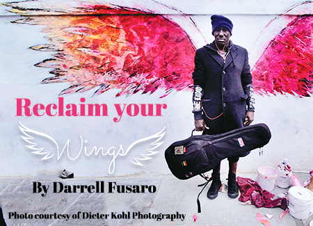 Colette Miller, renowned Global Angel Wings Project artist based in Los Angeles, talks with author Darrell Fusaro about the art she creates to inspire viewers to awaken their hopes and dreams.