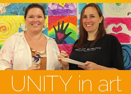 Painting New Life on Grounds at Unity Village