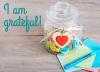 I am grateful!